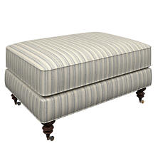Flying Point Norfolk Ottoman