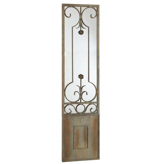 Nouveau Gated Mirror