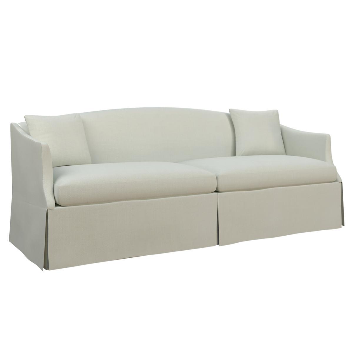 Nubby Mist Avignon Sofa