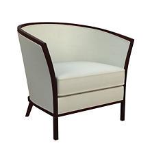 Nubby Mist Bijou Chair