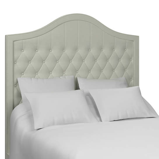 Nubby Mist Essex Headboard