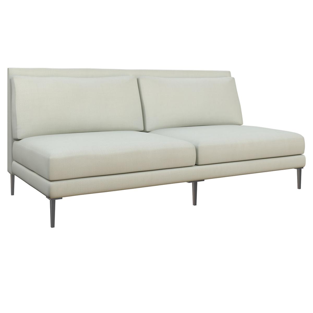 Nubby Mist Portola Sofa