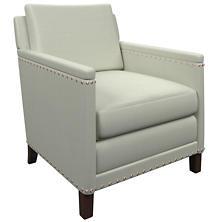Nubby Mist Ridgefield Chair
