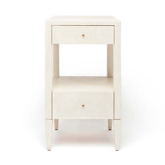 Off-White Conrad Single Nightstand