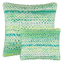 Olive Linen Decorative Pillow