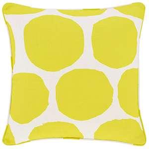 On The Spot Citrus Indoor Outdoor Decorative Pillow