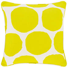 On The Spot Citrus Indoor/Outdoor Decorative Pillow