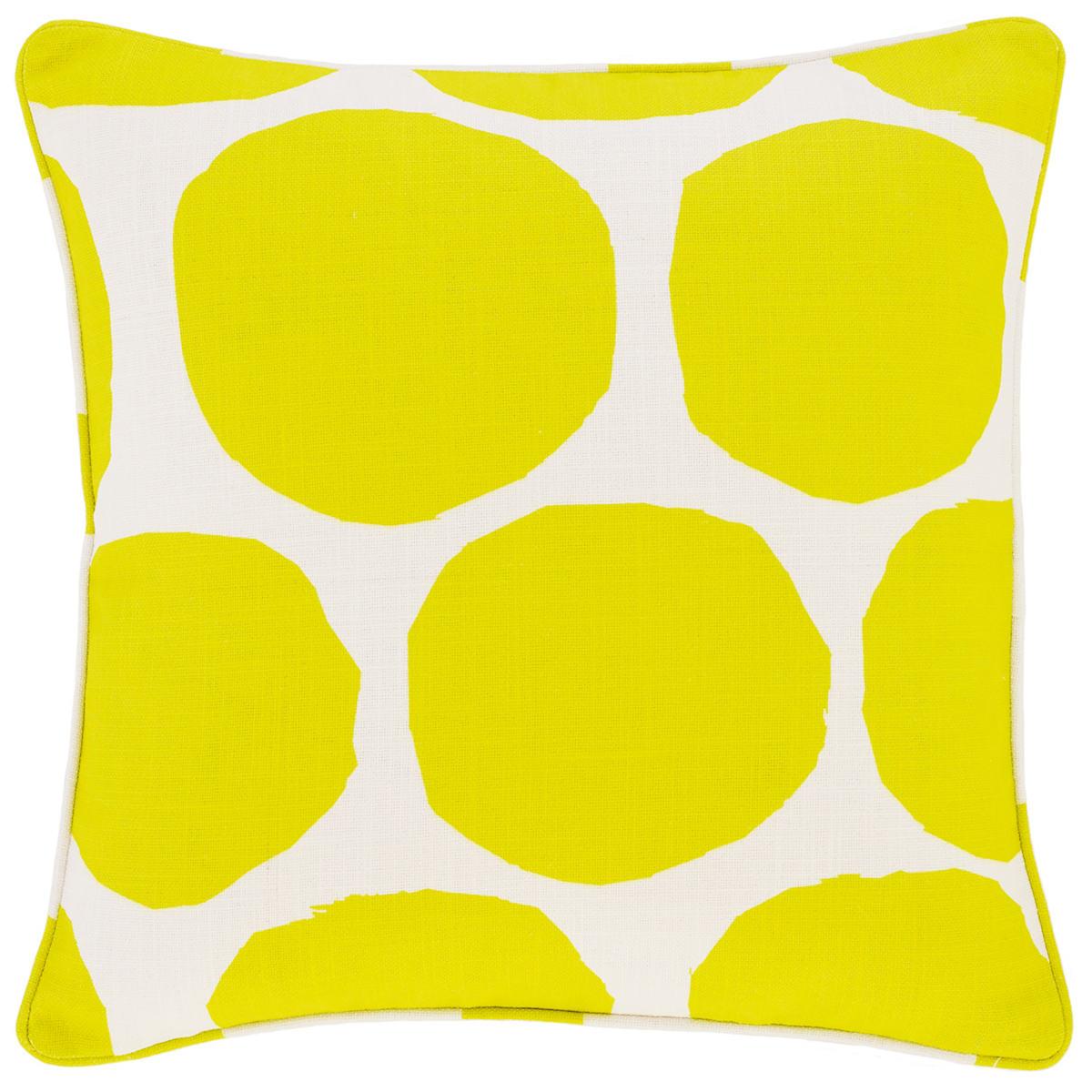 On The Spot Citrus Indoor/Outdoor Decorative Pillow