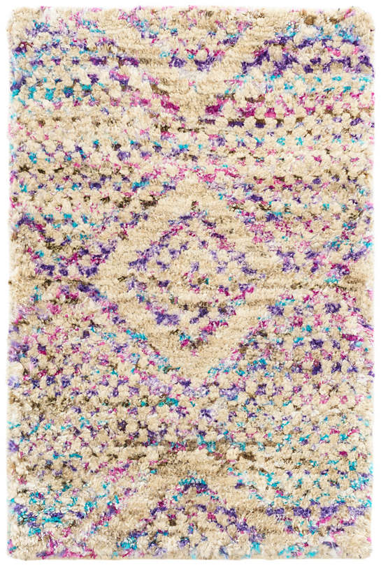 Opal Hand Knotted Jute Rug
