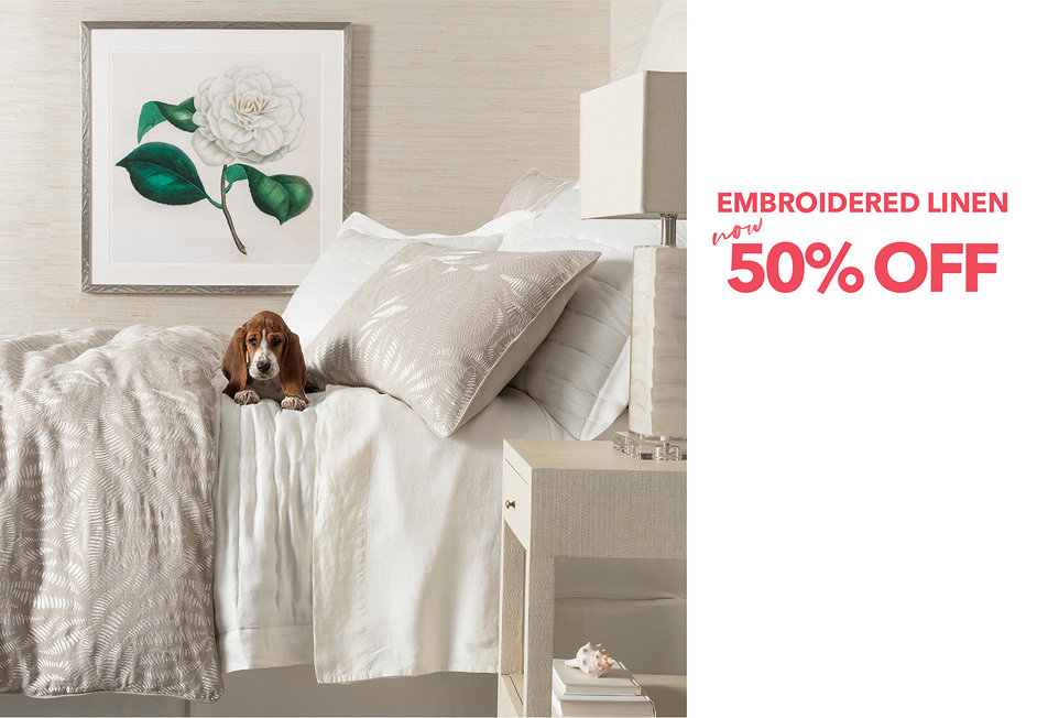 Up To 80% Off New Outlet Bedding
