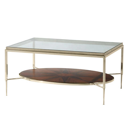 Ovoid  Cocktail Table