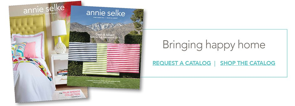 Annie Selke Palm Springs Catalog