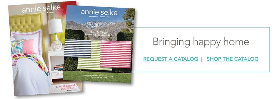 Annie Selke Palm Springs Catalog