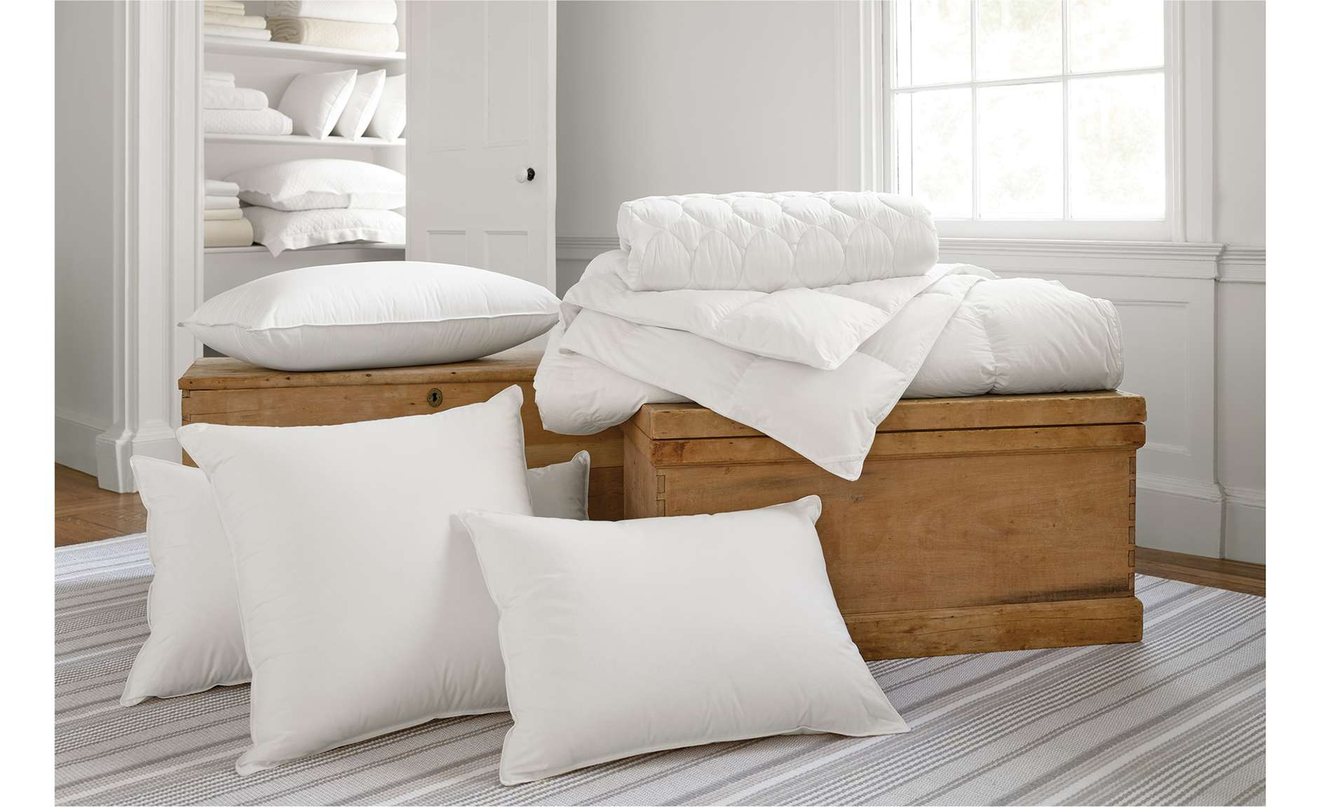 Shop Duvets, Quilts, and Coverlets