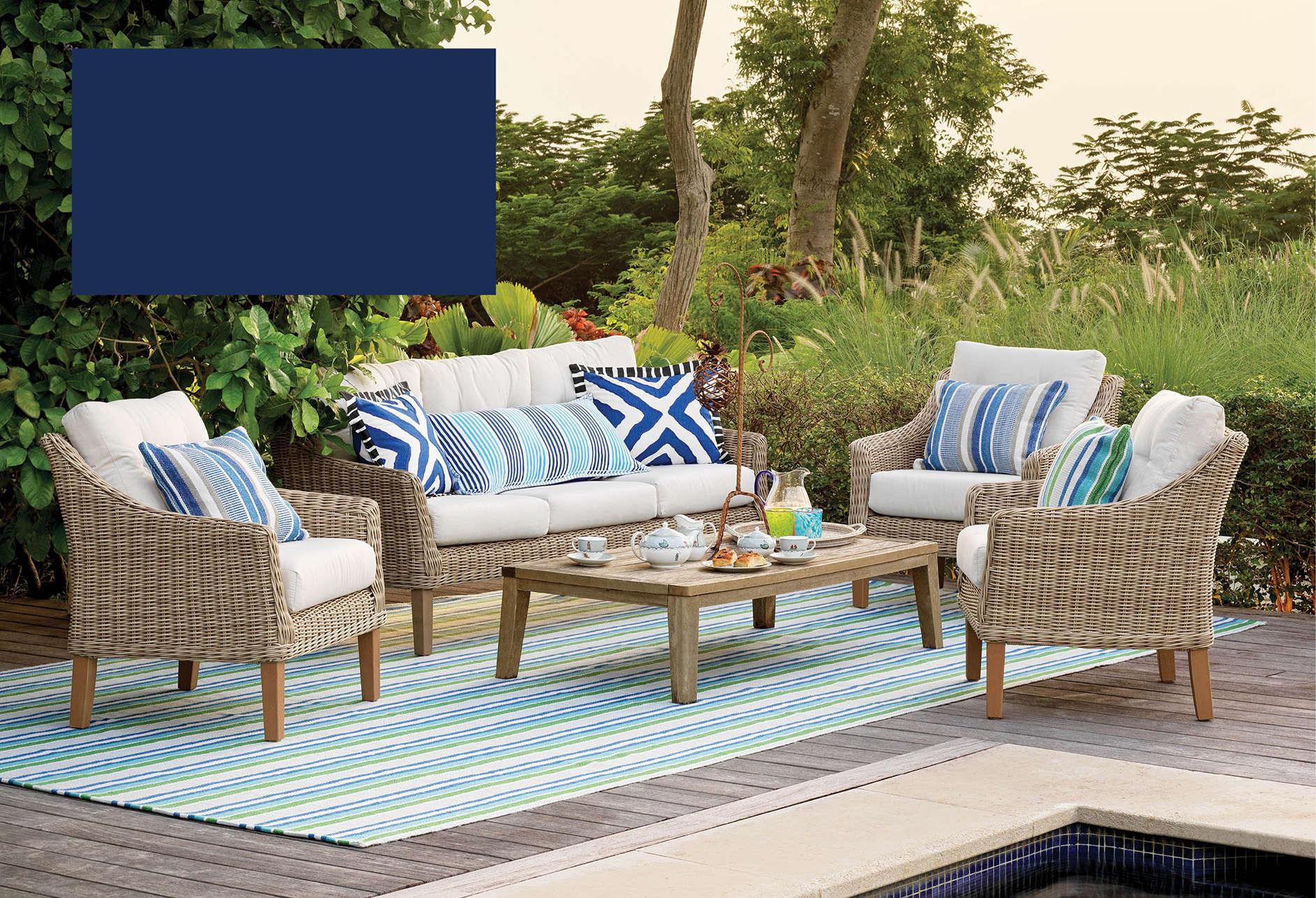 Shop Blue Bedding