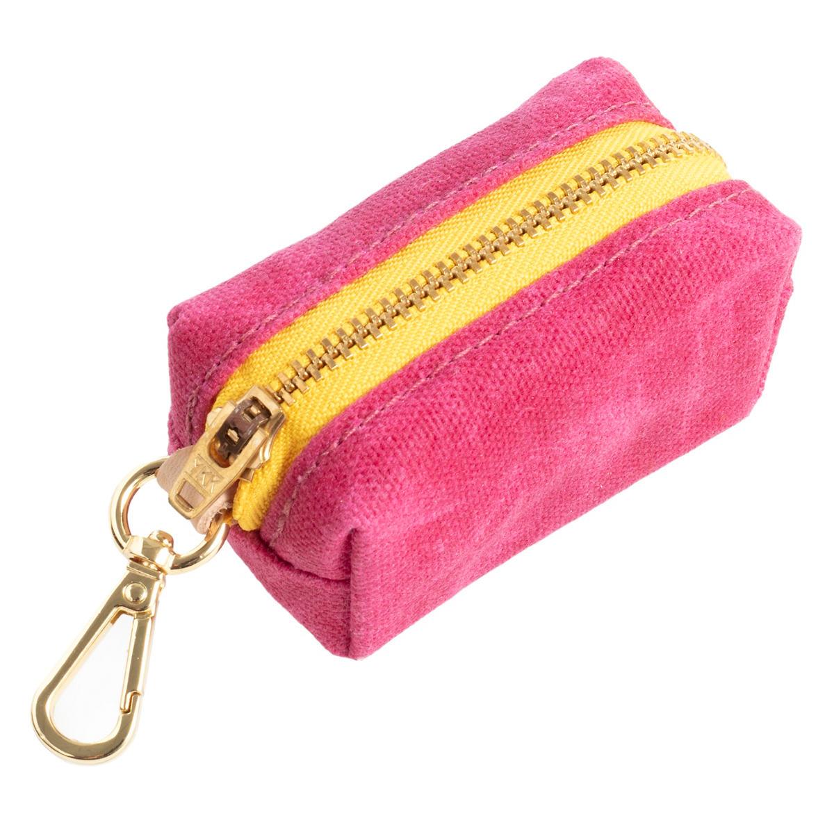 The Foggy Dog Hot Pink Waste Bag Dispenser