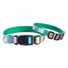 Mellie Stripe Collar