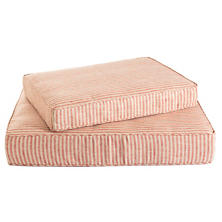 Adams Ticking Brick Dog Bed