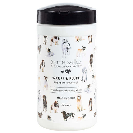 Wruff & Fluff Meadow Hypoallergenic Grooming Wipes