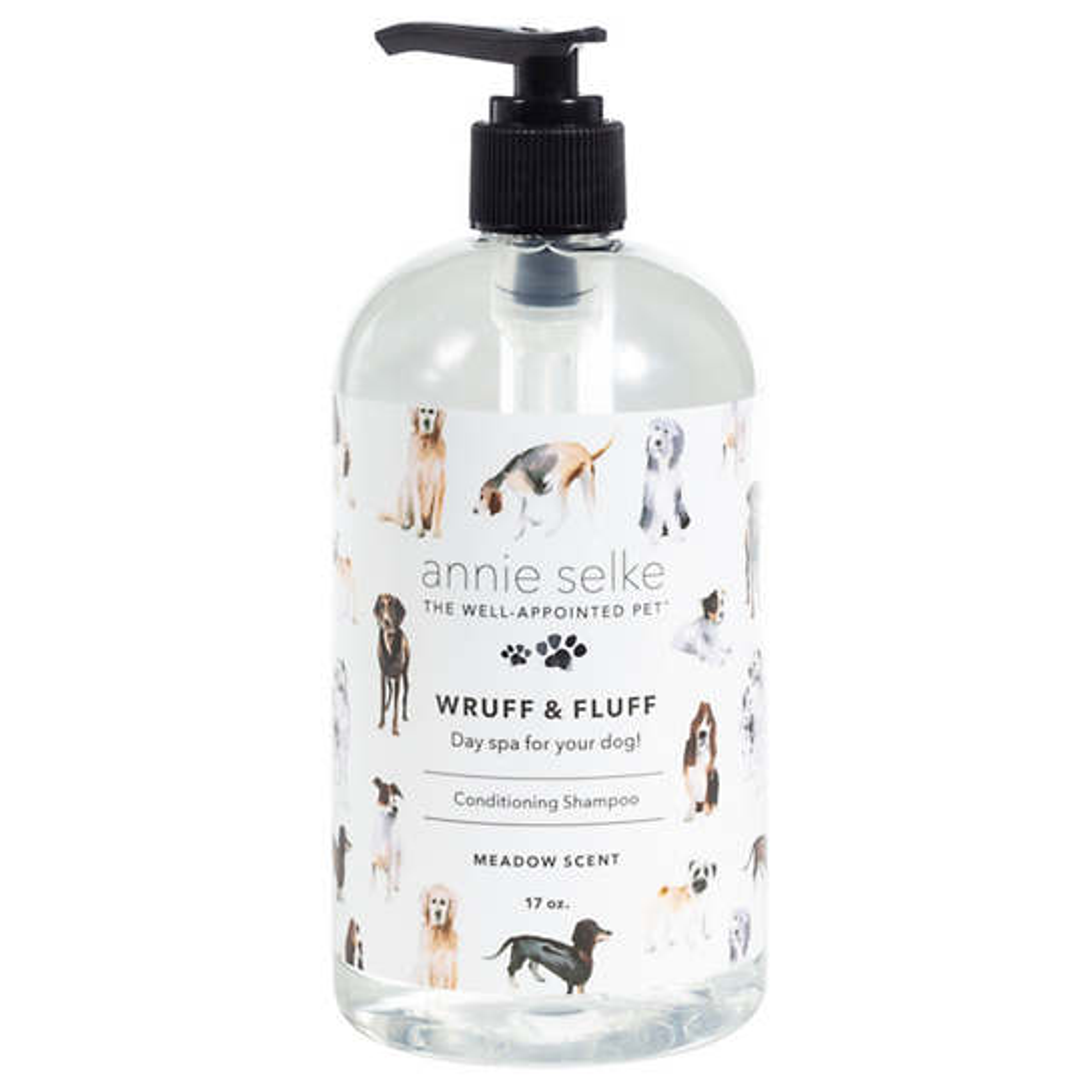 Wruff & Fluff Meadow Conditioning Shampoo