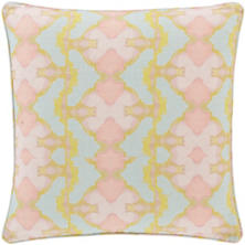 Allium Linen Decorative Pillow
