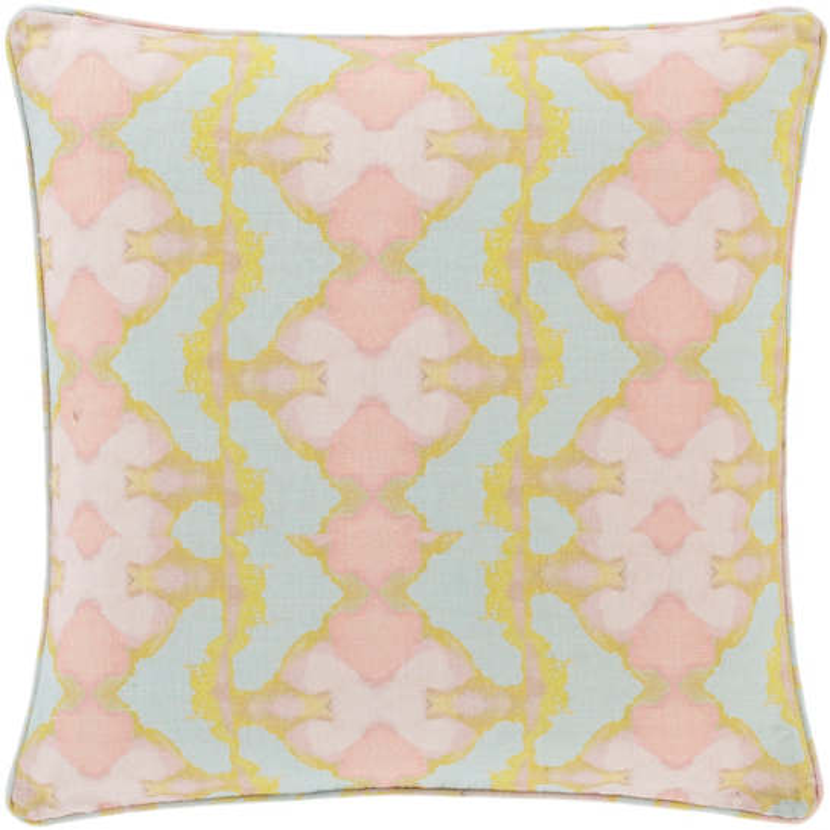 Allium Linen Decorative Pillow