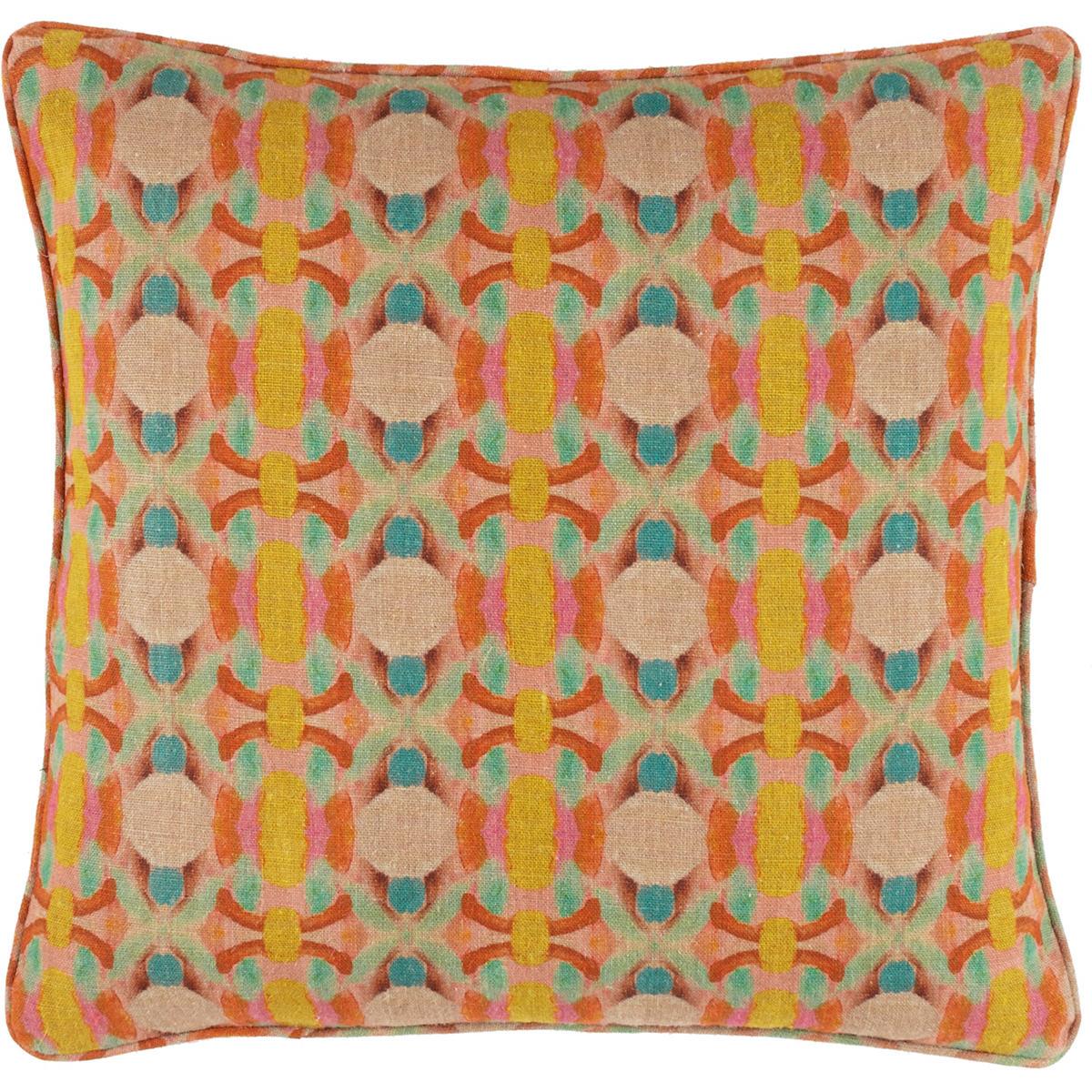 Apex Linen Decorative Pillow