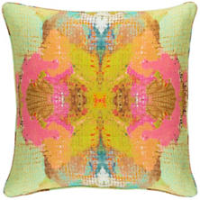 Carova Linen Decorative Pillow