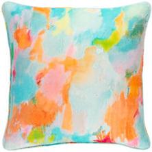 Coquina Linen Decorative Pillow