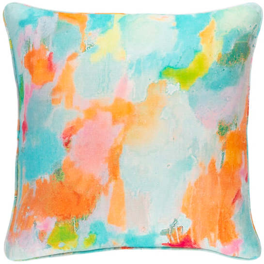 Coquina Linen Decorative Pillow