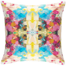 Corsage Indoor/Outdoor Decorative Pillow