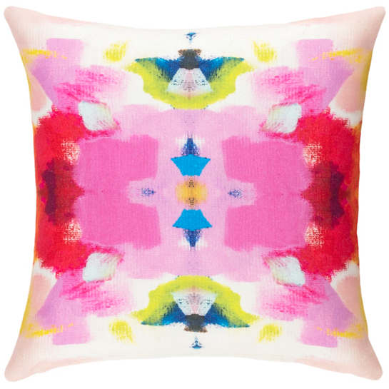 Hot Tamale Indoor/Outdoor Decorative Pillow