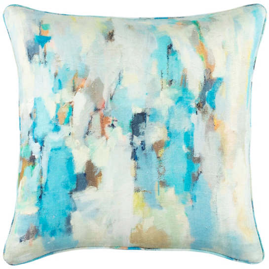 Kure Linen Decorative Pillow