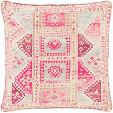 Lolita Linen Kilim Print Decorative Pillow