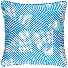 Pool View Indoor/Outdoor Decorative Pillow