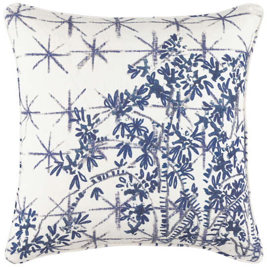 Sapling Linen Decorative Pillow