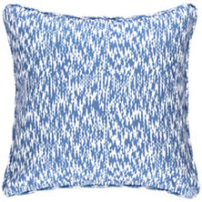 Sea Island Denim Indoor/Outdoor Decorative Pillow