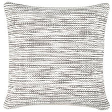 Tideline Grey Indoor/Outdoor Decorative Pillow