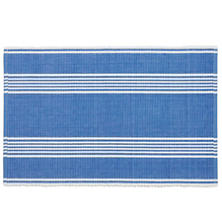 Bistro Stripe French Blue Placemat