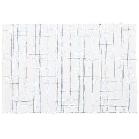 Brasserie French Blue Placemat