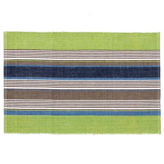 Marina Stripe Placemat