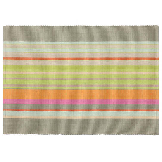 Stone Soup Stripe Placemat