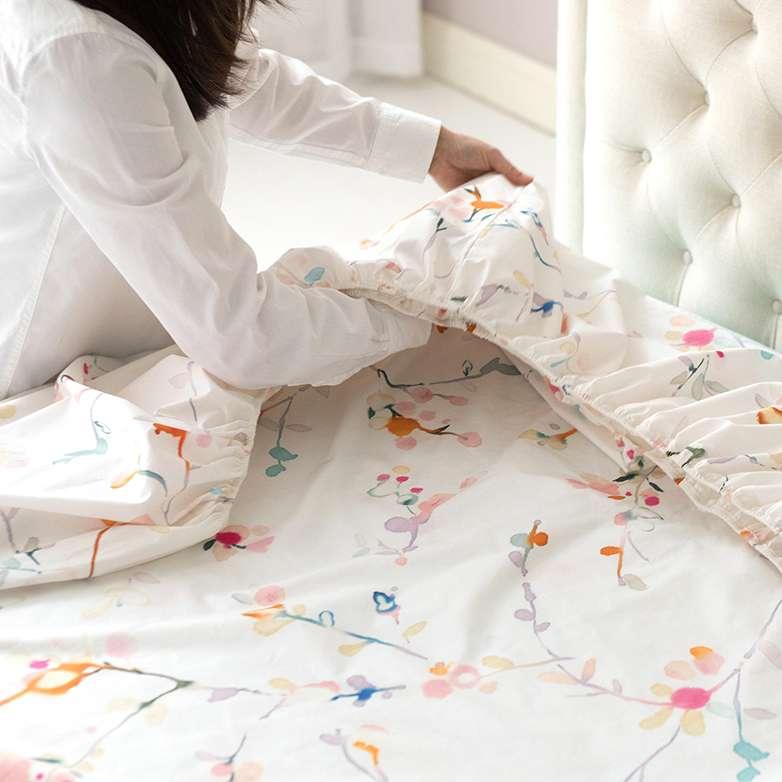 Folding Sheets and Duvets 1