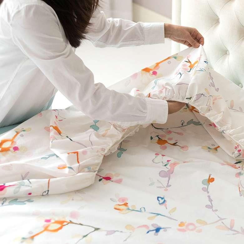 Folding Sheets and Duvets 2
