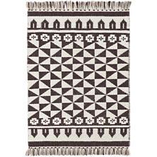 Padma Kilim Woven Wool Rug