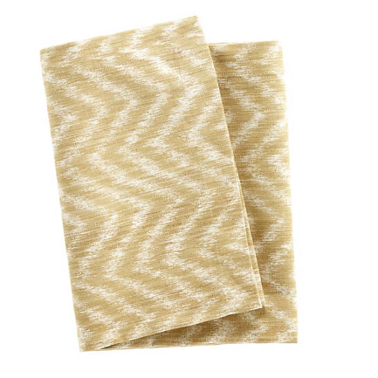 Palm Gold Napkin