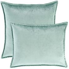 Panne Velvet Ice Decorative Pillow