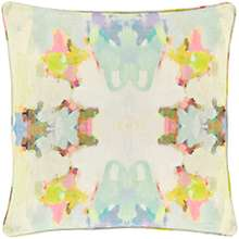 Paris Linen Decorative Pillow