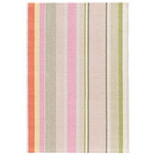 Paris Stripe Woven Cotton Rug