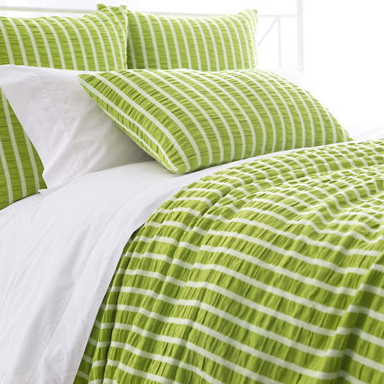 Parker Green Duvet Cover